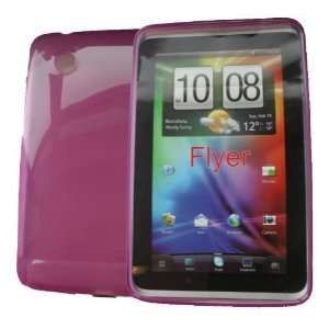 palace  Purple silicone skin case cover with screen protector and car