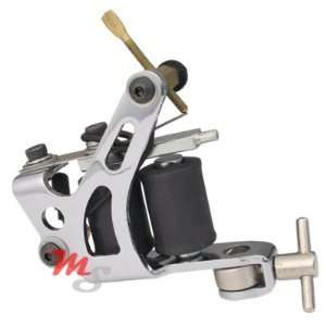 STEEL Shader Liner Tattoo Machine Gun Kit 4A