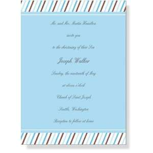 Childrens Birthday Party Invitations   Blueberry Pie