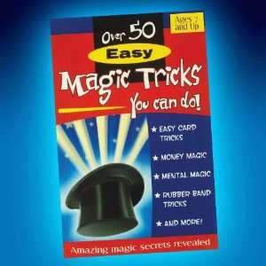 Easy Magic Tricks you can do
