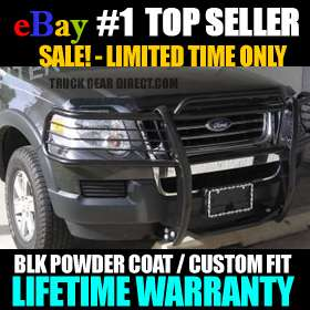 06 11 Ford Explorer 07 11 Ford Sport Trac Grill Guard