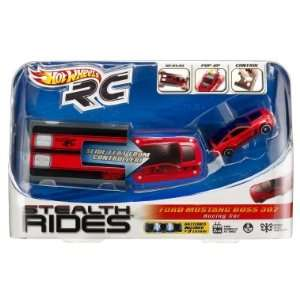 Steath Rides Ford Mustang Boss 302 Racing Car Toys & Games