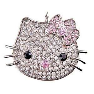 8GB U Disk Mini Kitty Design USB Flash Memory Drive with