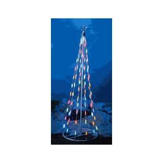 Holiday Home LED Twinkling Cone Tree