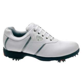 Callaway C Tech Mens Golf Shoes Brand New White/Silver