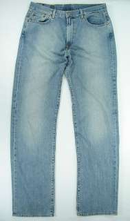 LUCKY BRAND MENS 32 37 RELAXED JEANS