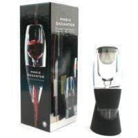 New Hot Decanter Red Wine Aerator Essential Set Gift