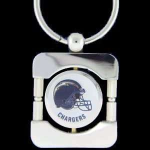 San Diego Chargers Executive Silver Key Chain   NFL