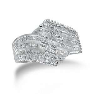Sterling Silver, Fashion Ring Jewelry
