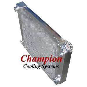 Ford Bronco Radiator   Manufactured by Champion Cooling Systems, Part