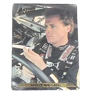 1993 Action Packed 83 Rusty Wallace (Racing Cards)