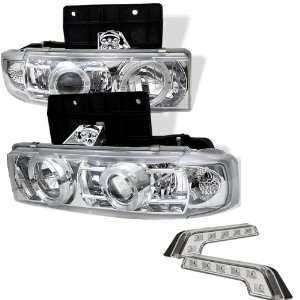 Carpart4u Chevy Astro / GMC Safari Halo Chrome Projector
