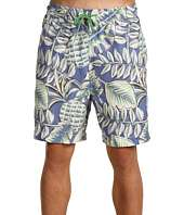 Tommy Bahama Big & Tall   Big & Tall A Royal Lush Swim Trunks