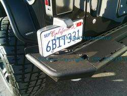 07 11 JEEP WRANGLER JK FRONT REAR BUMPERS