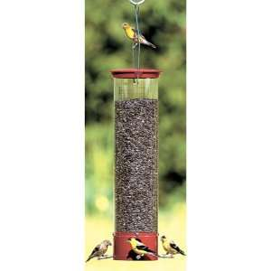 Droll Yankees Dipper 21 in. 4 Port Squirrel Proof Bird Feeder
