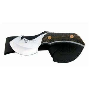 Knife Guthook Caper Genuine Deer Stag HR 0006