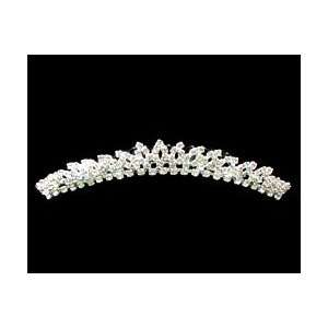 Wedding Bridal Comb Rhinestone Crystal Clusters Hair