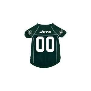 New York Jets Dog Jersey   Small