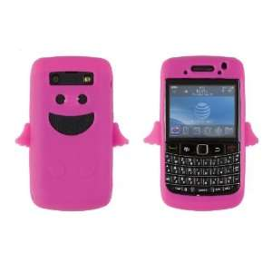 Soft Angel Case for BlackBerry Bold 9700   Hot Pink Cell