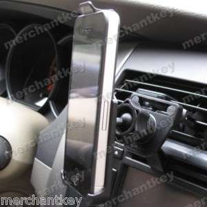 CAR DASH AIR VENT MOUNT HOLDER CRADLE FOR IPHONE 4/4G 4S/4GS