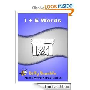 Words (Magic E)   B&W (Phonic Words B&W) Billy Bumble