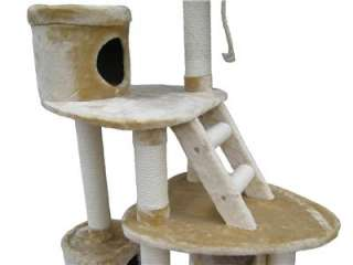 59 Cat Tree House Toy Bed Scratcher Post Furniture F37