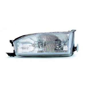 1992 94 TOYOTA CAMRY HEADLIGHT ASSEMBLY, DRIVER SIDE   DOT Certified