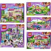 House & Your Choice LEGO Friends Bundle LEGO Friends Olivias House