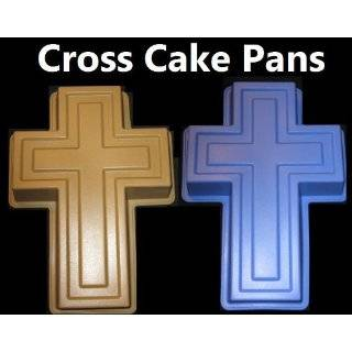 Wilton Cross Cake Pan    Perfect shape to highlight