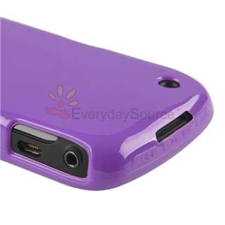 Soft Gel Cover Case for Blackberry Curve 8520 8530 9300 9330