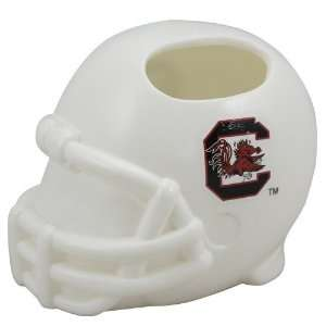 NCAA South Carolina Gamecocks Helmet Toothbrush Holder