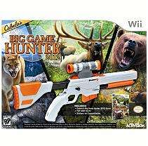 Cabelas Big Game Hunter 2012 with Gun   Wii