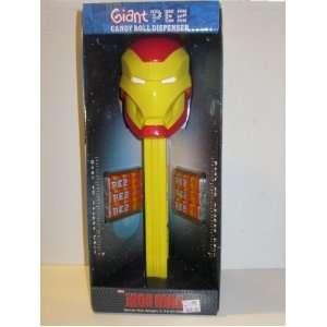 Giant PEZ 12 Tall Iron MAN Marvel Toys & Games