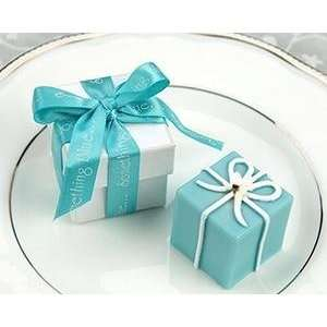 Something Blue Gift Box Candle