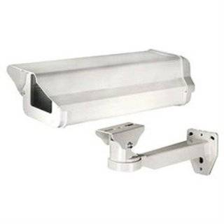 Outdoor Heavy Duty CCTV Security Camera Housing Mount and Enclosure