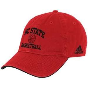 adidas North Carolina State Wolfpack Red Collegiate