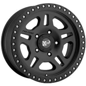 Pro Comp Alloys Series 7028 Flat Black   18 x 9 Inch Wheel
