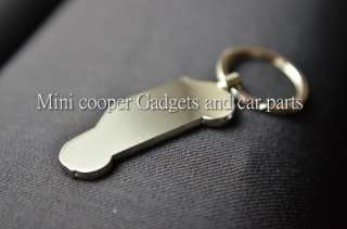 key ring for R56 R57 R58 R60 JCW Mini cooper coupe countryman clubman