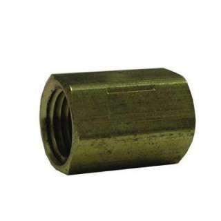Watts 1/2 In. Brass FPT X FPT Coupling A 810