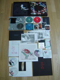 PINK FLOYD / THE WALL IMMERSION 6 CD + DVD BOX SET NEW W/44 P BOOKLET