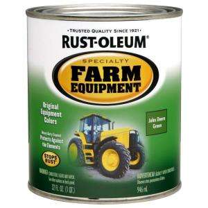 Gloss John Deere Green Farm Equipment Paint 7435502