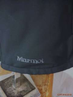 Marmot.Fleece Lined Soft Shell JacketWomens XL. Black.*