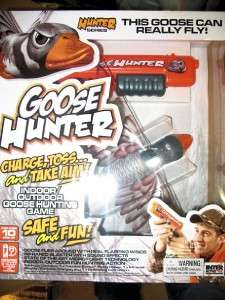 New Hunter Series Goose Hunter Indoor/Outdoor Target Game
