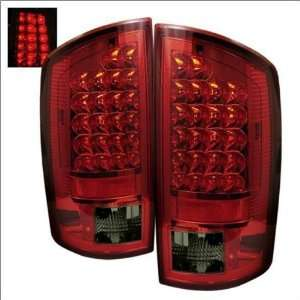 Spyder LED Euro / Altezza Tail Lights 07 08 Dodge Ram 1500