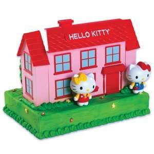 Hello Kitty House Cake Decorating Kit Toys & Games