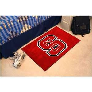 North Carolina State Wolfpack NCAA Starter Floor Mat (20
