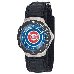 Chicago Cubs MLB Agent Series Wrist Watch Clock
