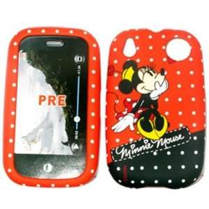 PRE   Minnie Mouse   Red   Disney Officially Licensed Hard Case/Cover