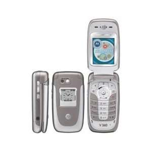 Motorola V360 Tridband GSM Mobile Camera Phone (Unlocked