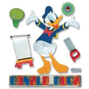 Disney Mickey Mouse Clubhouse Dimensional Sticker